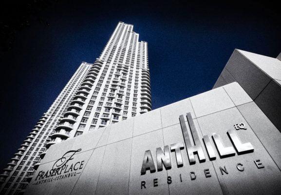 Anthill, Artyapı | inplato