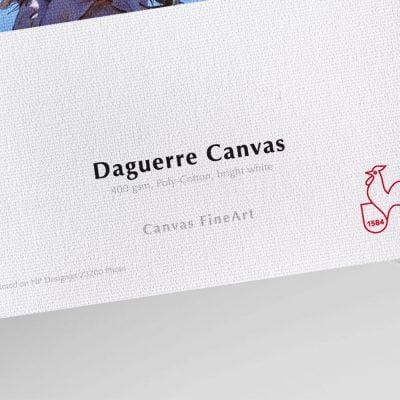Hahnemühle Daguerre Canvas 400 gsm