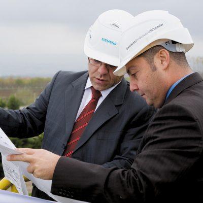 Endüstriyel Portreler | Siemens | inplato