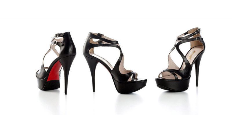Fersengold ayakkabı | inplato