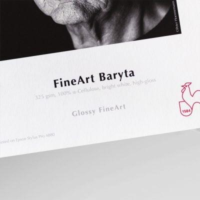 Fine Art Baryta | 325-gsm