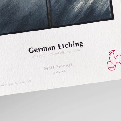 German Etching | 310 gsm