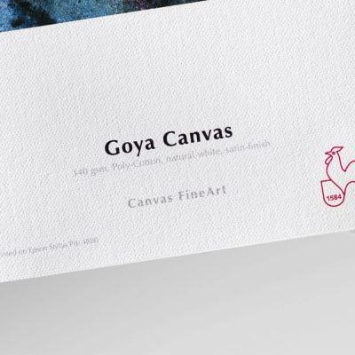 Hahnemühle Goya Canvas 340 gsm