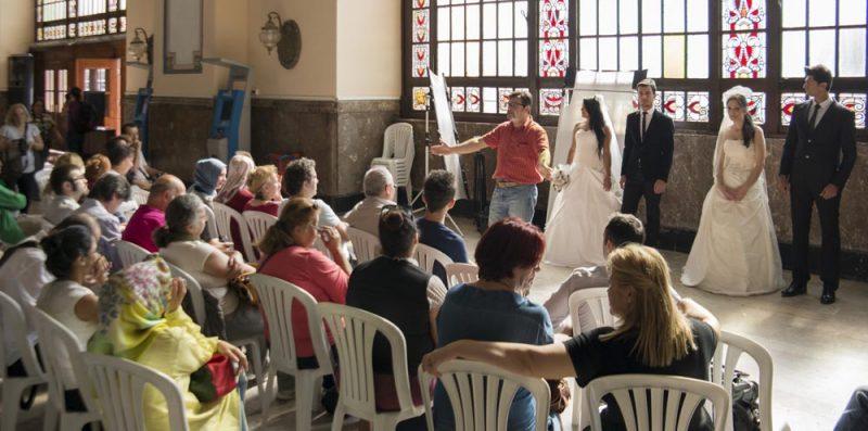 7. Kadıköy Fotoğraf Günlerii, Düğün Fotoğrafçılığı Eğitimi