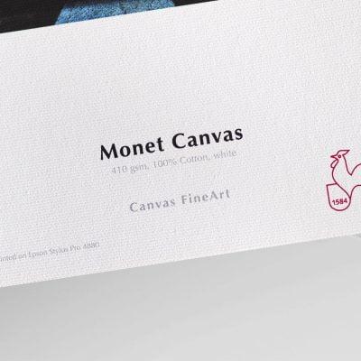 Hahnemühle Monet Canvas 410 gsm