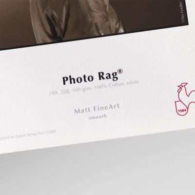 Photo Rag | 188, 308, 500 gsm