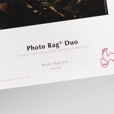 Photo Rag Duo | 276 gsm