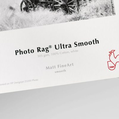 Photo-Rag Ultra Smooth | 305 gsm