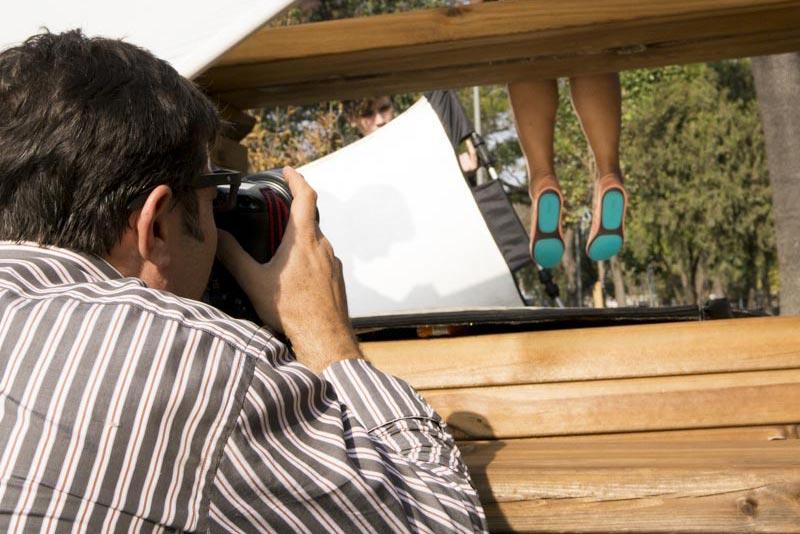 Roberto Lenzi, WOQ | Çekim Seti Kamera arkası