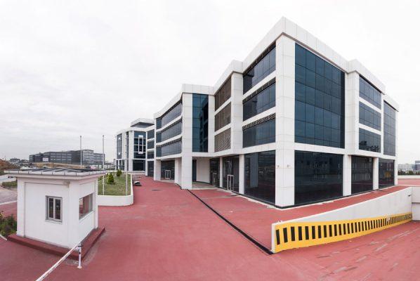 Ticari ve Endüstriyel Binalar | inplato