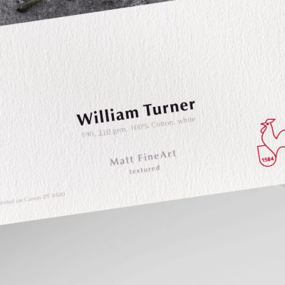William Turner | 190, 310 gsm