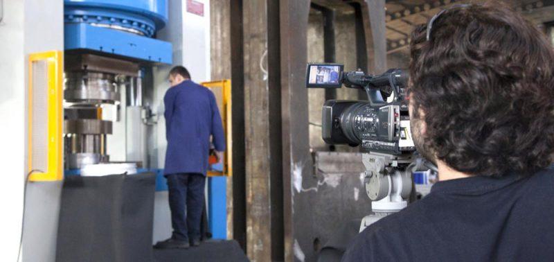 Özkoç Makina | Tanıtım Filmi Set Arkası
